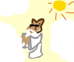 Hyena God