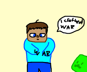 Crafting war