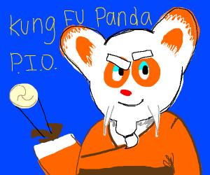 kung fu panda pio