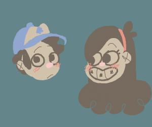 The Pine twins