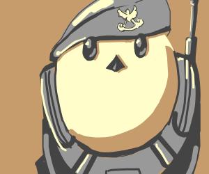 Sergernt berb
