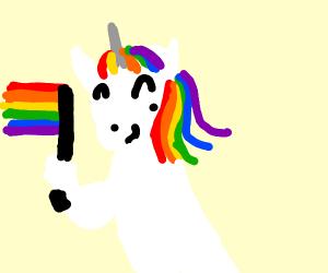 lgbt unicorn