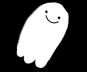 spooky ghost