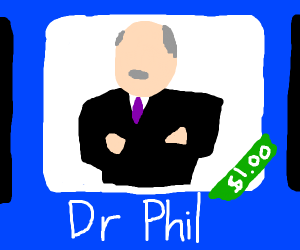 Play Mobil Dr. Phil for $1.00