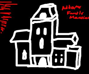 Addams Family Mansion