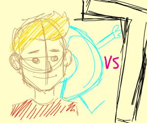 Jazza & Drawception vs T-Series