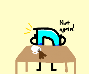 drawception d spilled the coffee again...