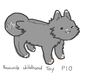 Favorite Childhood Toy PIO