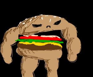 Incredibly Buff Burger