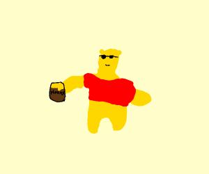 Cool Winnie the Pooh