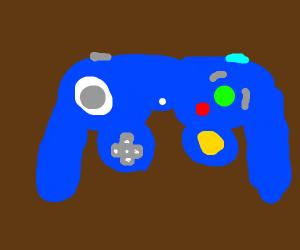 a gamecube controller