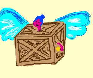 Fairy or! ... A... box