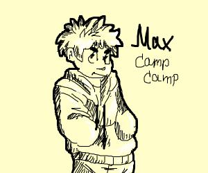 camp camp max boi