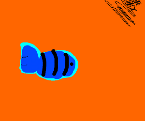 Nemo but the colours are inverted