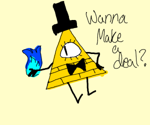 Bill Cypher Wants to Make a Deal