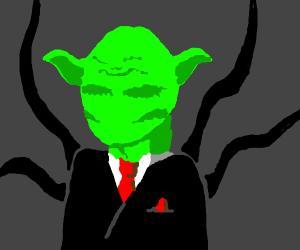 Slender Yoda