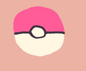 Pokémon ball thing