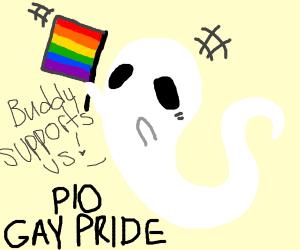 gay pride; PIO