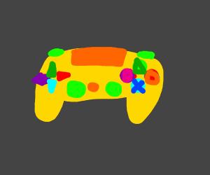 Thanos PS4 controller