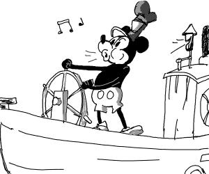 1930s original Mickey Mouse