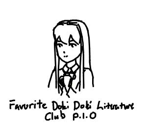 favorite Doki Doki Literature Club! (P.I.O)