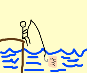 Fishing for a Page