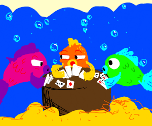 Jacks(game) but with fish