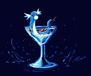 Dratini Martini is sad ;-;