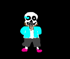 sans is a neckbeard