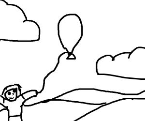 Alan the Balloon