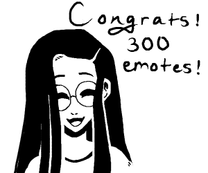 Thanks so much for 3000 emotes!! -SmolAqua