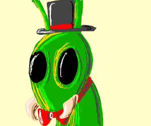 fancy grasshopper