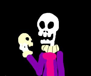 Skullception