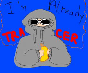 Maybe I'll be Tracer