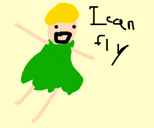Tinker Bell is able to fly