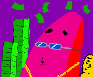 savage patrick meme - Drawception