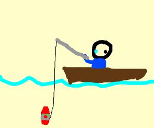 Fishing for Ketchup