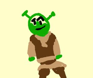 Ogre Drawing