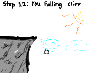 Step 11: not write good cause do highing