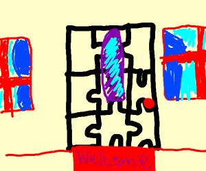door puzzle