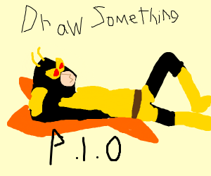 Draw something PIO