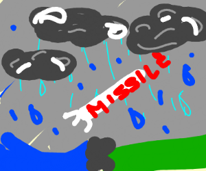 Missile in a Monsoon
