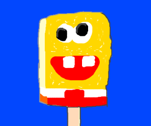 spongebob but creepy and terrifying