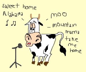Cowntry moosic