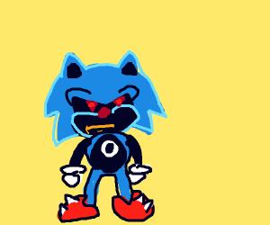 Sonic as a robot