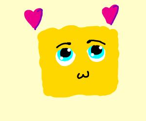 sexy spongebob in love