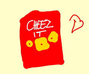 The Ultimate Flavor of Cheez-It