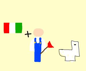 italian plumber