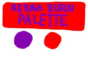 Retina Burn by in Default Palette
