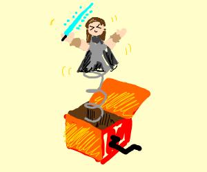 Jedi in a Box